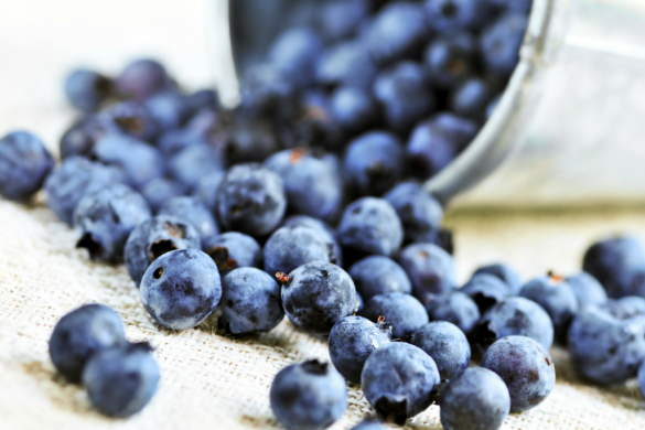 Blueberries Anti-Aging