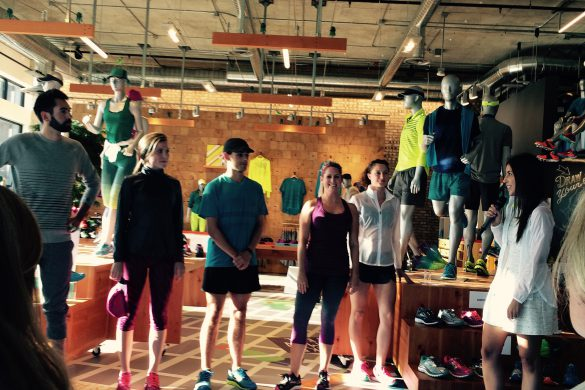 Brooks Running Fall 2015 Fashion Presentation