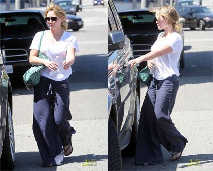 Hilary Duff in Krisa