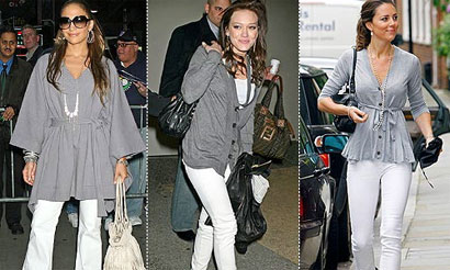 Budget Stylista: Break Out The White Pants