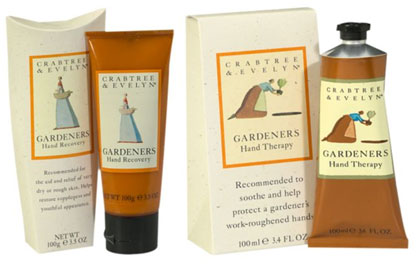 Crabtree & Evelyn Gardeners Hand Therapy and Hand Recovery