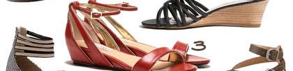 Sandra Ankle Strap Flat