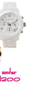 Michael Kors Watches Ceramic Watch