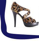 Vince Camuto Melva Leopard Sandal