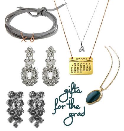 Graduation Gift Ideas - Jewelry