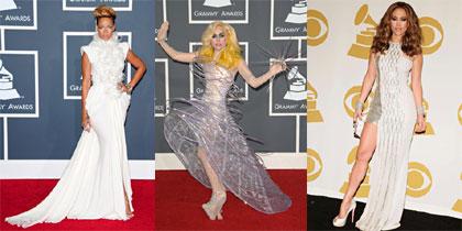 2010 Grammys Fashion