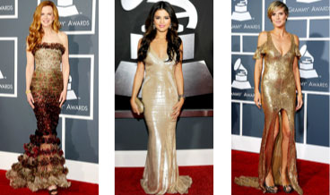 Grammys Looks For Less - L'eggs Profiles