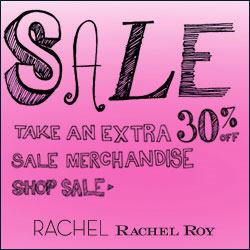 Rachel Roy Labor Day Sale