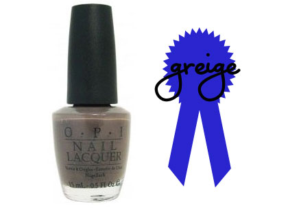 OPI You Don't Know Jacques Nail Color
