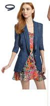 Nanette Lepore Petal Jacket