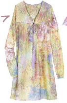 Shay Todd Floral Silk-Blend Tunic