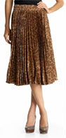 Tucker Pleated Skirt