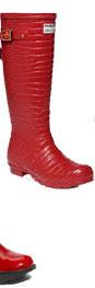 Hunter Rain Boot for Jimmy Choo