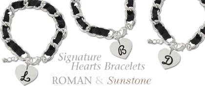 Roman Sunstone Jewelry