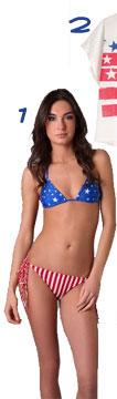 Thayer Triangle Bikini