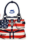 George Gina & Lucy Declaration of Independence Handbag