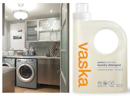 Vaska Natural Laundry Detergent