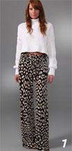 ISSA Printed Pants