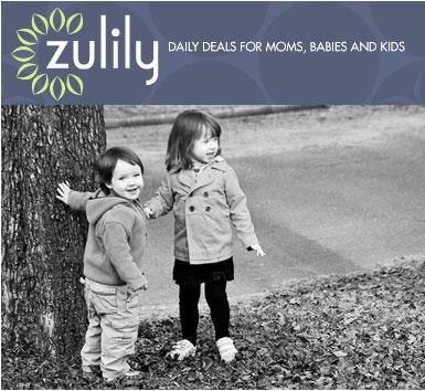 Zulily Invite Only Designer Sample Sale Site
