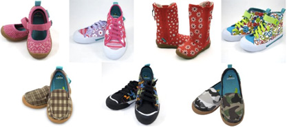 Chooze Shoes for Kids