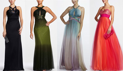 Prom Dresses at Davids Bridal