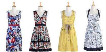 Buy custom and ready to wear women's dresses online at eShakti.com