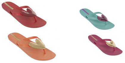 Ipanema Summer Love sandals