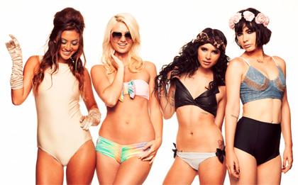 Lolli Swimwear 2013 Lookbook