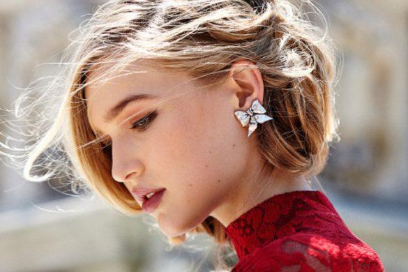 Le Cadeau Tuxedo Ear Pins