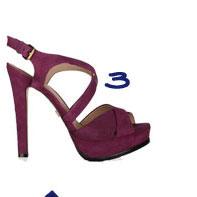 Pour la Victoire Hiro suede Sandals