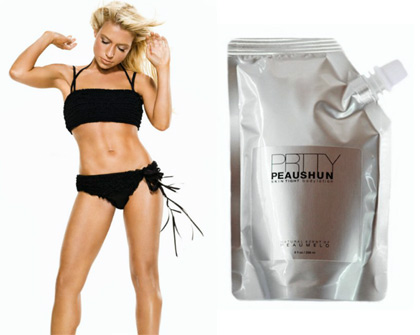 Giveaway! Prtty Peashun Skin Tightening Lotion