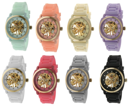 TKO ORLOGI's newest watch, the Mechanical Skeleton